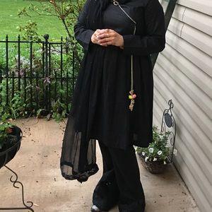 Pakistani Desginer Dress 2 Piece